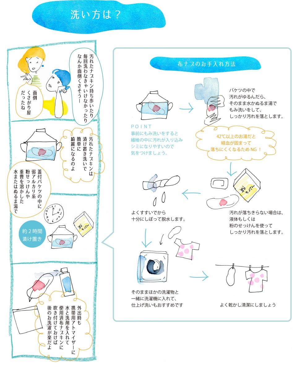 布ナプキン漫画2